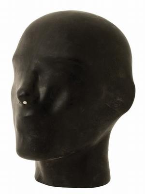 Anatomische medium dikke rubberen hood met neusgaten