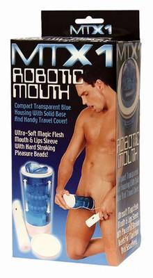 MTX 1 High Tech Robotic Mouth (blowjob machine)
