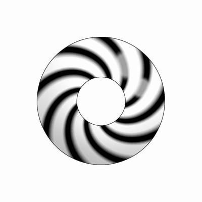Funlenzen, TerrorEyes contactlenzen, Swirl