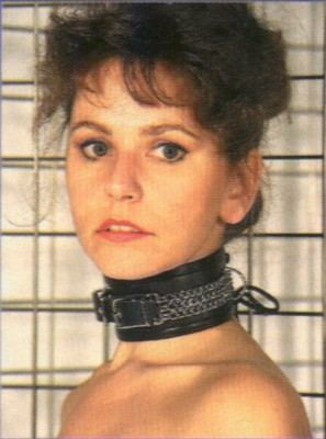 Halsband met 3 rijen ketting -luxe