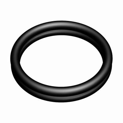 Rudy Rings Penis Dubbele Cockring Zwart