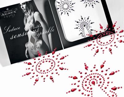Body Sierraden set - Petits Joujoux Gloria, rood