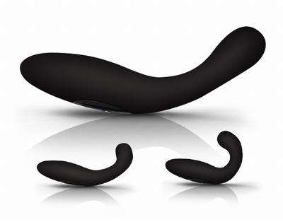G-Ki oplaadbare G-spot Vibrator by Je Joue, zwart