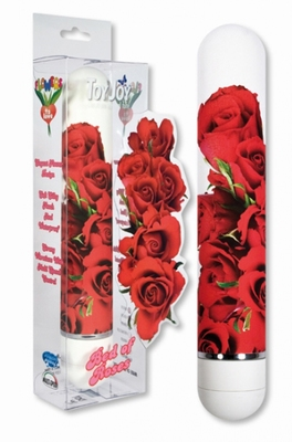 Flower Vibrator, Bed of Roses