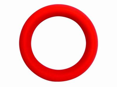 Power Penisring rood, large
