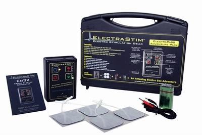 ElectraStim Elektroseks, complete Startset met Pads