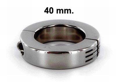 Ballstretcher met scharnier, 40 mm. ( Superkoopje )