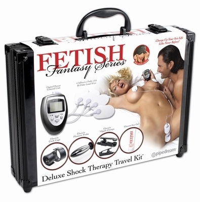Electrosex Shock Therapy Luxe Travel Kit