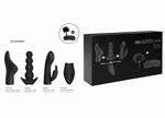SWITCH Pleasure Kit #6, topkwaliteit vibrator kit, zwart