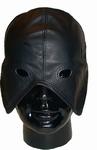 Meesters Hood. Materiaal : Leder, Verkrijgbaar in Small, Med