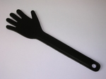Paddlezweep met Hand 40 cm Small