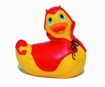 I Rub my Duckie badeend vibrator - Travelsize Devil Duckie