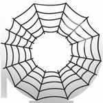Funlenzen, TerrorEyes contactlenzen, Cobweb