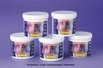 Bodypaint vloeibaar Latex 450 ml, transparant