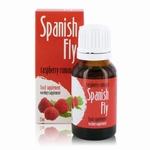 Spanish Fly Lustopwekker, 15ml, Raspberry Romance