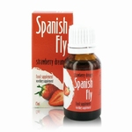 Spanish Fly Lustopwekker, 15ml, Strawberry Dreams