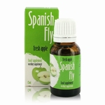 Spanish Fly Lustopwekker, 15ml, Fresh Apple