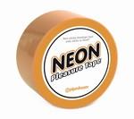 Neon Bondagetape, oranje